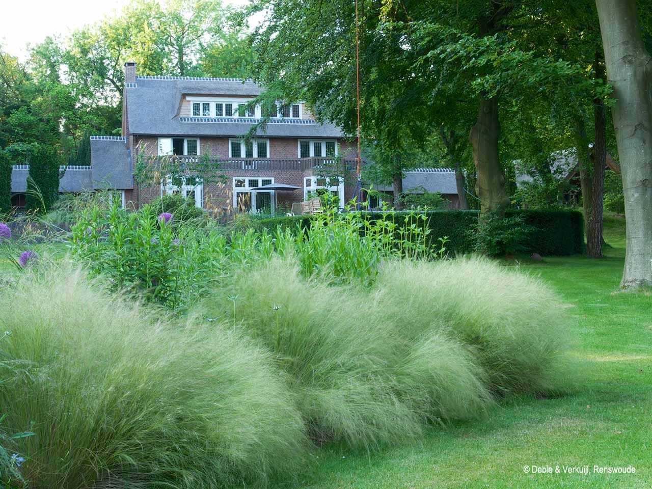 Erfgoedhoveniers - Villatuin - Huize de Bijenschans - Debie en Verkuijl (1)
