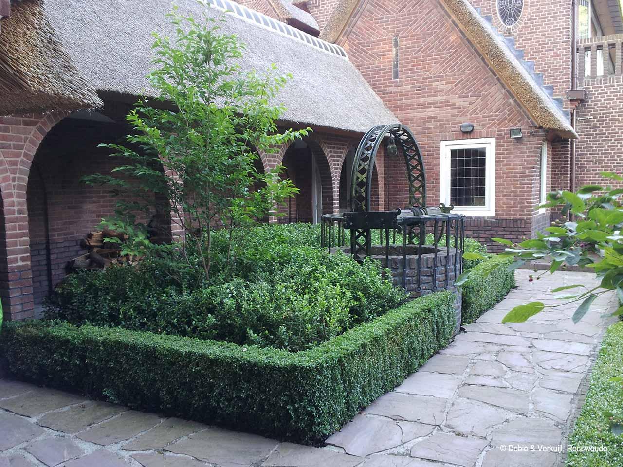 Erfgoedhoveniers - Villatuin - Huize de Bijenschans - Debie en Verkuijl (6)