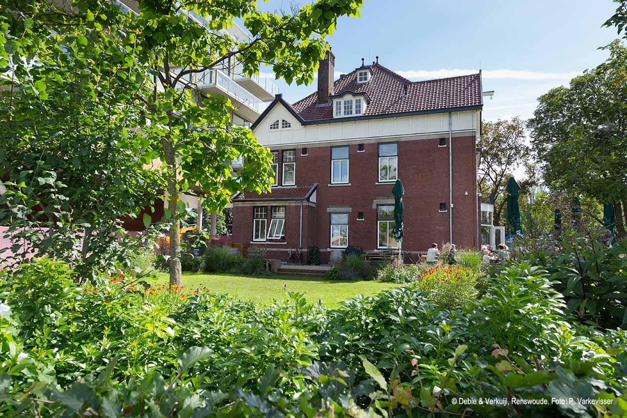 Erfgoedhoveniers - Stadstuin - Ingenieurswoning - Debie en Verkuijl (7)