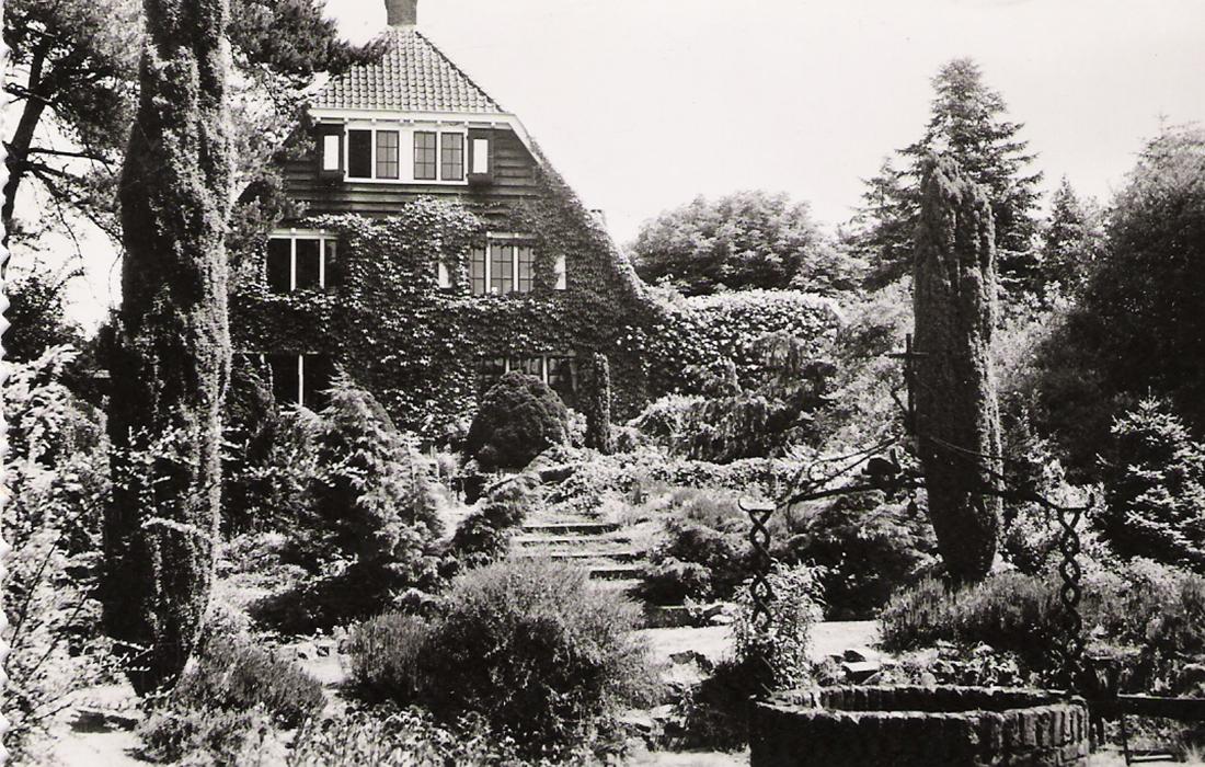 1935_Huize de Konijn_Tersteeg_Collectie Gemeentearchief Ede