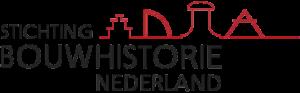 Stichting bouw historie Nederland logo