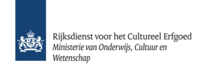 Rijksdienst voor het cultureel erfgoed logo