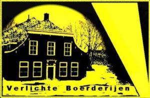 verlichte boerderijen logo